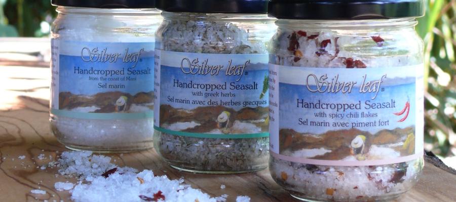 Handcropped Sea Salt