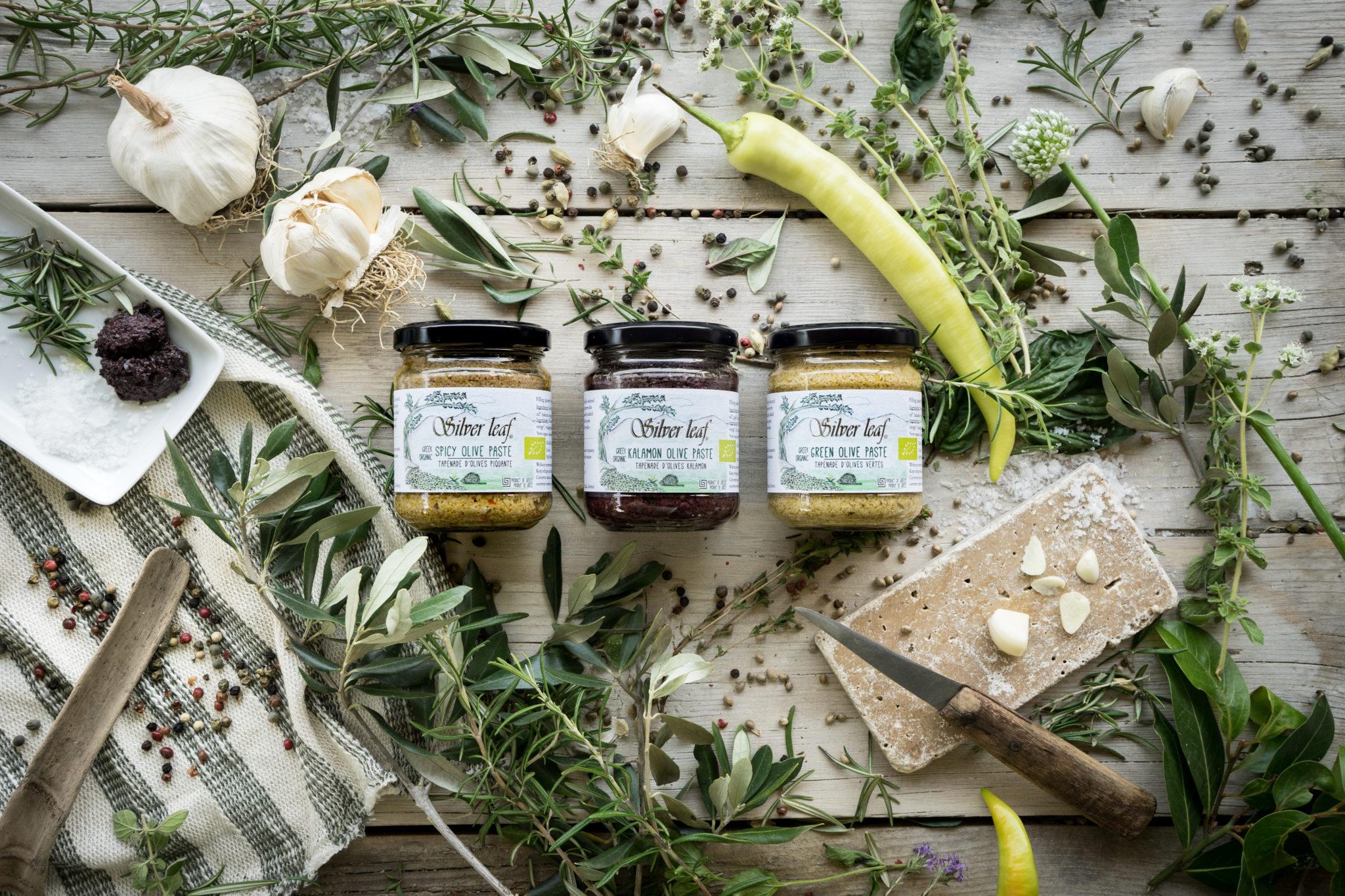 olive paste trio
