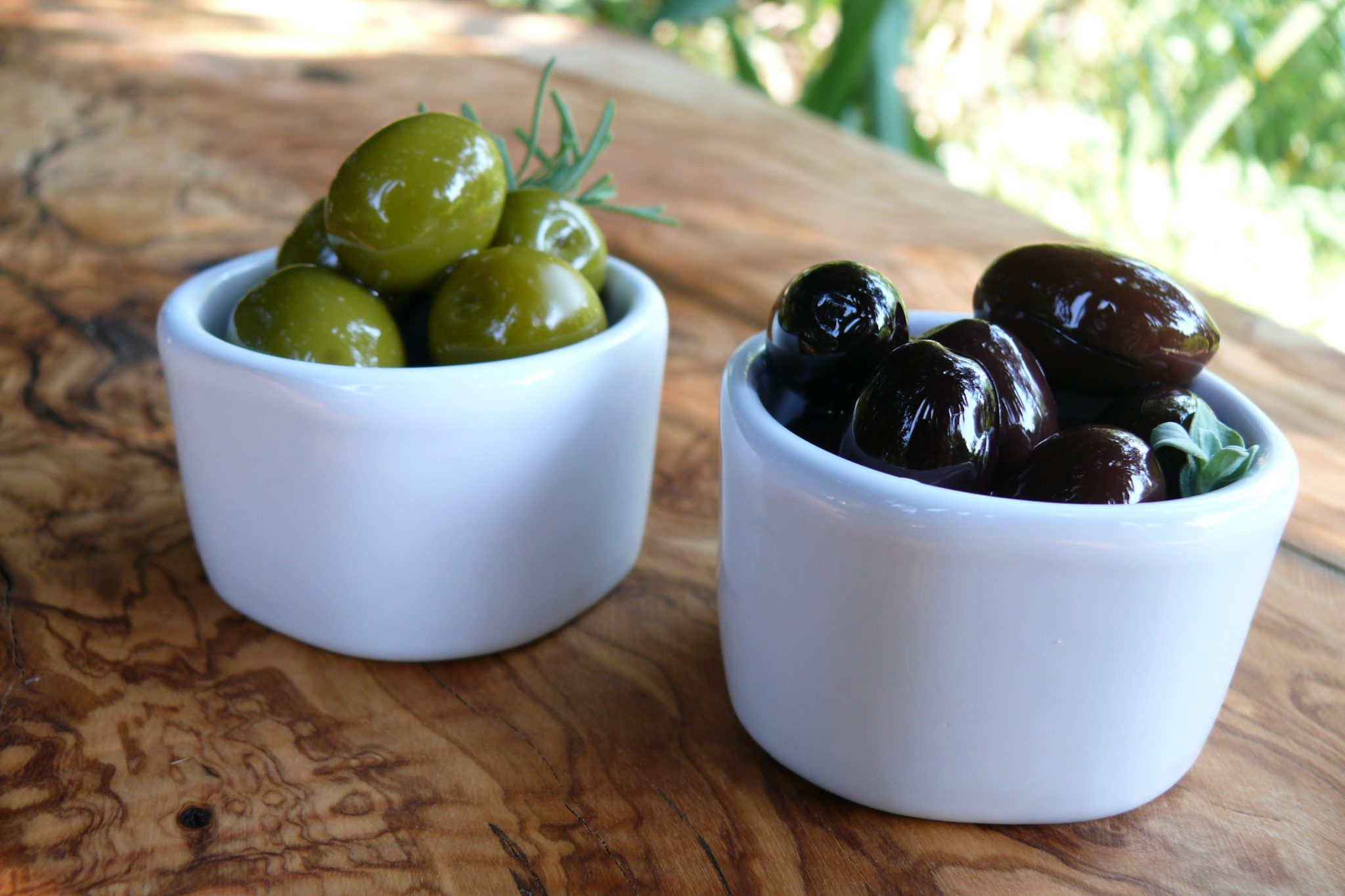 organic vegan olives
