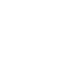silver leaf logo circle dots without background