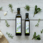silver leaf extra natives Olivenöl mit Kräutern